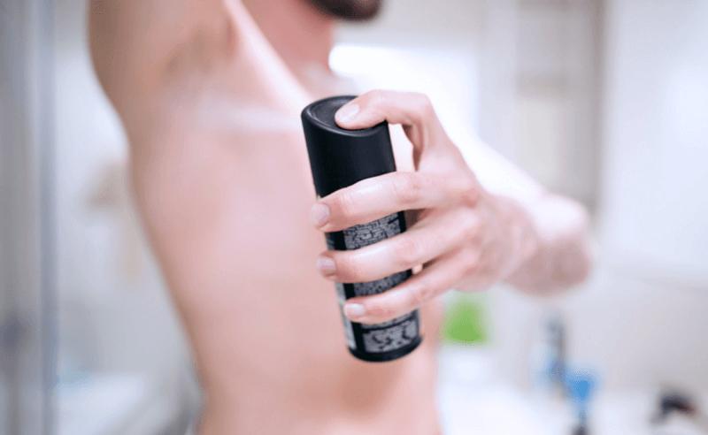 aluminiumklorid deodorant