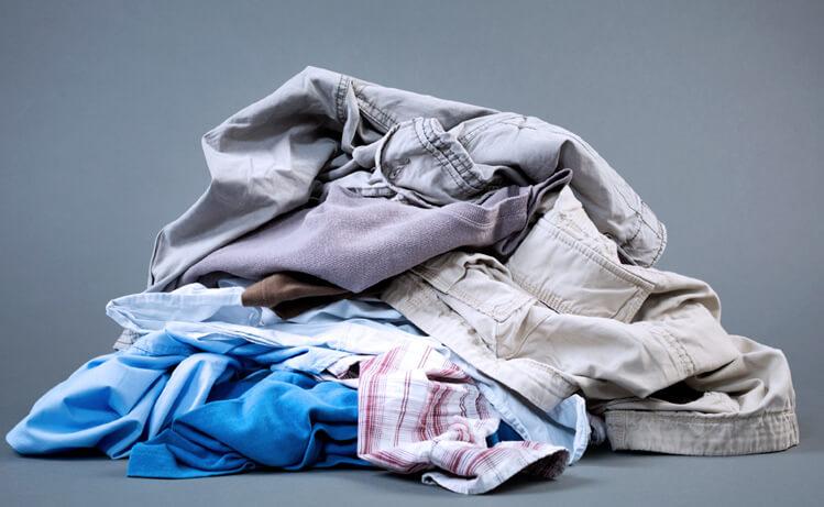 Svedlugt i tøj